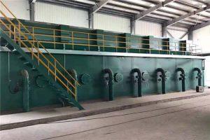 新疆和田250T净水器(6000T现场)