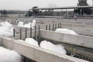 长兴诚泽水务4万吨污水处理厂(现场)