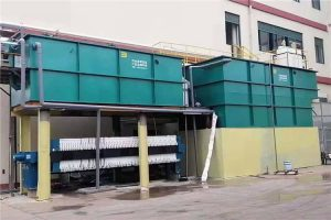 浙江红葡萄纺织印染废水(150T现场)